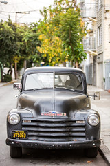 Pick Up and Drinking (Thomas Hawk) Tags: america california chevrolet chevy mission missiondistrict sanfrancisco usa unitedstates unitedstatesofamerica truck fav10 fav25 fav50