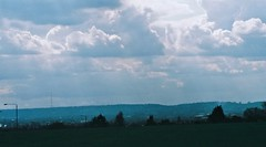 Clouds from Eltham North Park (Matthew Huntbach) Tags: clouds elthamnorthpark eltham se9