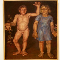 Nachos - 647 (Gaetano Prisco) Tags: museum madrid spain art dali dal mir picasso red blue colors drawings draw paints concepts surrealism futurism vanguard