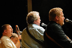 Trio - Jerry, Russel, & Keith (joeldinda) Tags: city milan michigan 2016 milanbluegrassfestival kccampground 3230 august iiirdtymeout bluegrass band nikon nikond500 d500