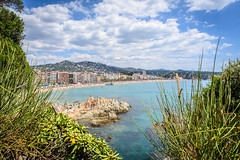 Lloret de Mar II (sem9077) Tags: seaview meridian summer landscape beautiful colorful colors water nikon d750 24mm fx spain europe