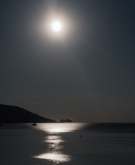 DSE_3216 (alfiow) Tags: moon moonlit needles totland