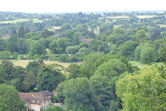 Chapel view with the Thames below Cliveden, looking towards Cookham - the tower of Holy Trinity just visible (tedesco57) Tags: cliveden buckingham duke astor profumo affair hotel
