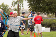20160919_nvssc_day-2 (38) (U.S. Department of Veterans Affairs) Tags: summer sports clinic adaptive sandiego therapy sport archery chula vista olympic training center