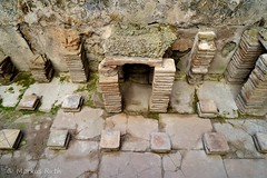 Pompeii (marrut1) Tags: pompeii floor heating system
