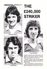 Celtic vs Ipswich Town - 1976 - Page 5 (The Sky Strikers) Tags: celtic ipswich town challenge match friendly parkhead souvenir programme 10p