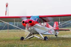 PERO4719 (Petar Meznarek) Tags: buevec ldzb letjelite piper cub velika gorica ak aero klub turopolje
