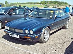 220 Jaguar XJR (X308) (1994) (robertknight16) Tags: jaguar british 1990s xjr x308 supercharged lawson donington m403fft