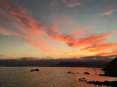 (000verthinking) Tags: spain ceuta rocks mediterranean sea sun colours sky sunset
