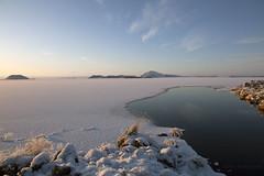 Rauhallista - Peaceful (ikithule) Tags: luonto nature vesi water jannemaikkula ikithule iceland islanti talvi j ive snow lumi maisema landscape jrvi lake