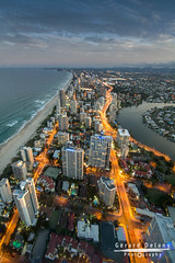 Skypoint II Surfers Paradise II Qld (Ged Delany) Tags: skypoint urbanlandscape queensland seascape subset qld night surfersparadise
