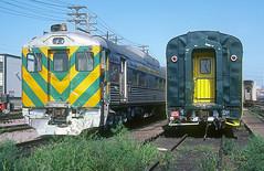 C&NW RDC3m 430 (Chuck Zeiler) Tags: cnw rdc3m 430 railroad budd car chz