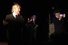The Ritual Slaughter of Gorge Mastromas (Sedos Photos) Tags: sedos bridewelltheatre drama comedy cityoflondon dennis kelly ritual slaughter gorge mastromas epic amateur