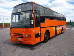 Ex Tappins (thomsonstoursboy25) Tags: bus coach staffordshire paramount stafford leons plaxton of tappins glz4419