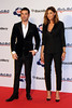 Dave Berry and Lisa Snowdon Capital FM Jingle Bell Ball held at the O2 Arena - London
