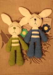 IMG_3347 (crochetomania) Tags: baby bunny bunnies crochet 2012 mycraft