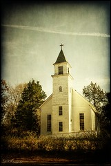 Say a quiet prayer (dsfdawg) Tags: old history abandoned church rural ga vintage georgia rust ruins worship catholic grove decay exploring south country religion rustic churches chapel historic southern abandon forgotten historical weathered locust oldest hdr highdynamicrange textured oldsouth oldtimereligion dsfotography dsfdawg