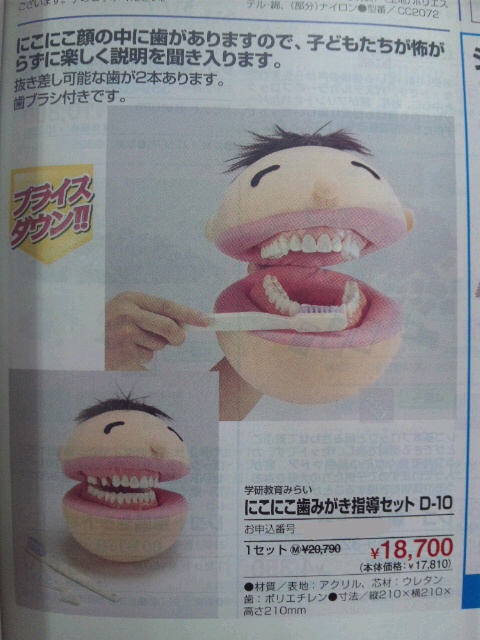 Japan Toothbrushing