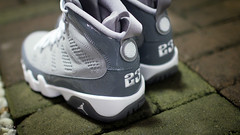 Air Jordan IX Retro Cool Grey (TR!C) Tags: grey cool air 9 retro jordan ix 2012