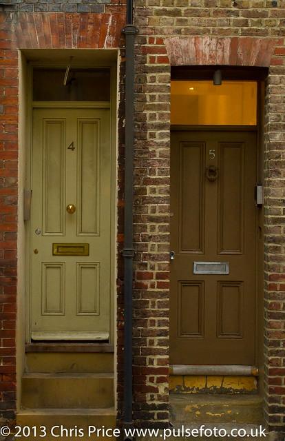 2 doors in Lewes