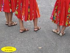 VermelhoPs (Janos Graber) Tags: feet riodejaneiro pies ps piedi vestido sandlias voeten socristvo quintadaboavista vestidovermelho lb pastoras