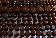 Sweets for my friends! (ineedathis, Everyday I get up, it's a great day!) Tags: baking cherries chocolates fudge brandy merrychristmas candies darkchocolate chocolatier almondpaste vanillabuttercream chocolatebuttercream nikond80