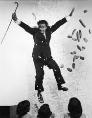 Halsman, Philippe (1906-1979) - 1949 Dali with Three Girls (RasMarley) Tags: portrait photographer 1940s american dali salvadordali 20thcentury 1949 latvian halsman philippehalsman