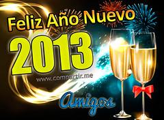 Imágenes 2013 Feliz Año Nuevo Amigos (Compartir.me) Tags: de para feliz imagenes año nuevo compartir 2013