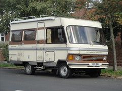 1983 Ford Hymermobil (GoldScotland71) Tags: ford transit 1983 van 1980s camper hymermobil caravanette uuy616y