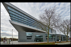 nijmegen opleidingsgebouw technovium 04 2011 ags arch (heyendaalsewg) (Klaas5) Tags: holland dutch contemporary netherlands ©picturebyklaasvermaas architektuur architektur schoolgebouw schoolbuilding education opleidingsinstituut architettura architectuur niederlande paysbas nederland arquitectura architecture gebouw building structure معماری arquitetura arhitectură สถาปัตยกรรม senibina ਆਰਕੀਟੈਕਚਰ 구조 arkitektúr mimari kiếntrúc arsitektur gine ארכיטקטורה ճարտարապետություն argitektuur architektura faaji bokwakhiwa arkkitehtuuri építészet архитектура アーキテクチャ 架构 आर्किटेक्चर usanifu فن تعمیر هندسة معمارية architect bouwjaar completed