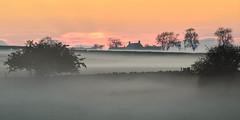 "Misty Sunset in Embelton • <a style=""font-size:0.8em;"" href=""https://www.flickr.com/photos/21540187@N07/8332454365/"" target=""_blank"">View on Flickr</a>"