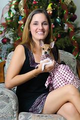 Carmen and Leah (prcrash) Tags: christmas xmas family portrait chihuahua lights navidad nikon puertorico leah 85mm wife pr nikkor alienbee 2012 pw corozal d300 18d alienbees pocketwizard strobist prcrash jcnphoto jcnphotography