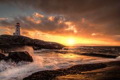 Peggys Cove, Nova Scotia (iJohn) Tags: top20hdr