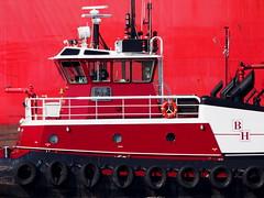 Rosemary (tord75) Tags: work ship texas houston tug shipchannel lacyday workatsea