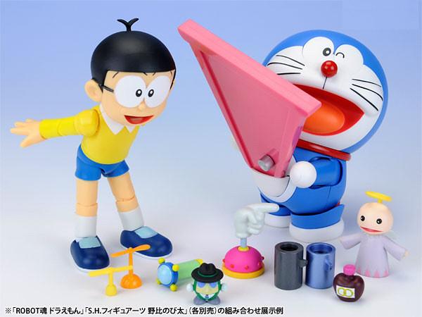 ROBOT魂 哆啦A夢將再次販售!