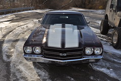 "1970 Chevelle SS 396 • <a style=""font-size:0.8em;"" href=""http://www.flickr.com/photos/85572005@N00/8368393746/"" target=""_blank"">View on Flickr</a>"