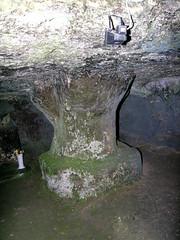 Giuggianello (LE), 2006, Cripta di San Giovanni Battista. (Fiore S. Barbato) Tags: italy salento puglia lecce giovanni cripta sangiovanni battista giuggianello