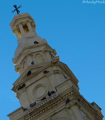 afantou clock tower (AND7MUSK) Tags: tower clock greece rodos rhodes afandou afantou