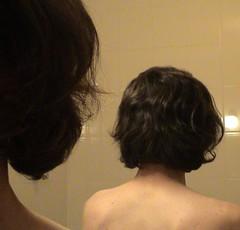 before 13-09-01 (boblinehair) Tags: bob aline nape undercut shavednape