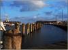Hafenimpressionen Travemünde/Ostsee (Ostseeleuchte) Tags: germany deutschland harbor wasser balticsea baltic hafen ostsee travemünde trave spiegelungen