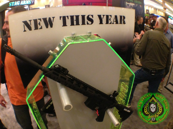 ITS Tactical SHOT Show 2013: Day 1 Live Coverage 021