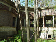 Byberry State Hospital (Lilly Pfizer) Tags: abandoned philadelphia destroyed demolished psychiatric mentalhospital statehospital byberry philadelphiastatehospital byberrystatehospital