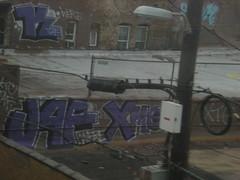 KEL (Billy Danze.) Tags: chicago graffiti xtc kel j4f