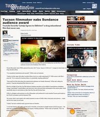 Tucson Sentinel - Catnip: Egress to Oblivion?