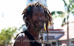 Jamaica-Falmouth-5891 (alison.toon) Tags: street copyright man smiling dreadlocks photographer jamaica dreads jamaican falmouth rasta rastafarian alisontoon