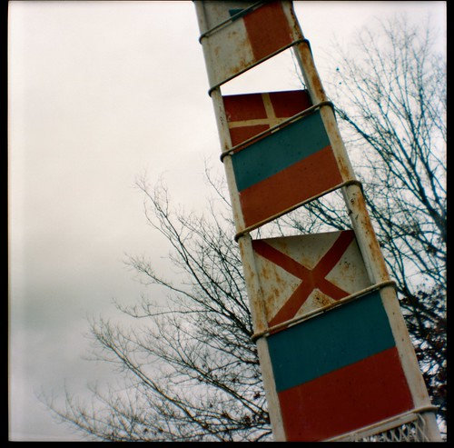 club rust symbol yacht flag pole boating shreveport