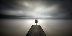 whitstable (richard carter...) Tags: longexposure sea seascape canon groyne whitstable listeningtofrostveryprog