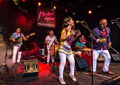 Grupo Rebolu (iSteven-ch) Tags: meyersound montreuxjazzfestival stage musicinthepark um1p eos6d latin afrocolumbian gruporebolu switzerland mjf shake montreux canon vaud ch
