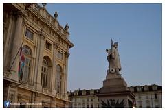 Torino by Night - Luglio 2016 Riccardo Evola 12 (Riccardo Evola) Tags: torino turin night city po murazzi piazzacastello palazzomadama piazzasancarlo piemonte turismo