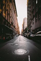(f_stops) Tags: nyc nycskyline nycsummer architecture vanishingpoint vertical illumination industrial streetphotography streetdreamsmag sunsets fstopsnyc fujifilm fuji fujiphotographers fujixt10 myfujifilm 14mm urban unlimitedphotos uwaphotos ultrawide